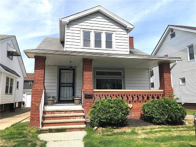 Single Family Home For Sale: 4932 E 111th Street