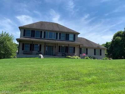 Byesville Single Family Home Active Under Contract: 302 Sequoia Drive