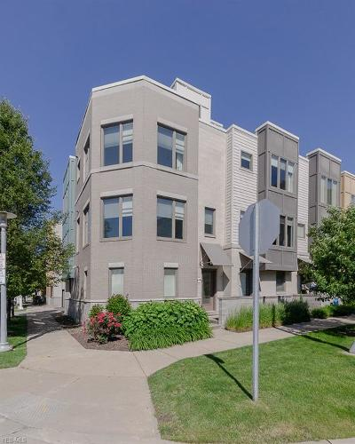 Cleveland Condo/Townhouse For Sale: 1419 E 14th Street