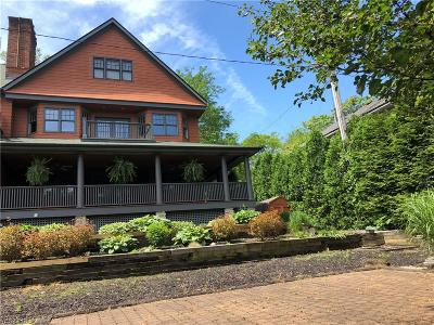 Rocky River Single Family Home For Sale: 353 Riverdale Drive