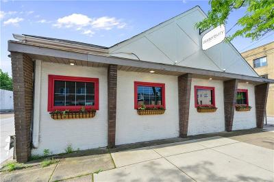 Lakewood OH Commercial For Sale: $479,900