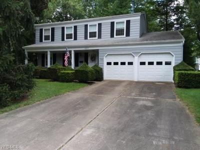 Kent Single Family Home For Sale: 1623 Morris Road