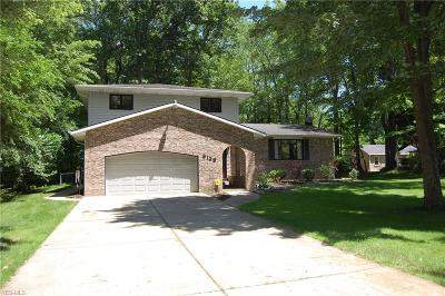 Macedonia Single Family Home Active Under Contract: 8129 S Bedford Road