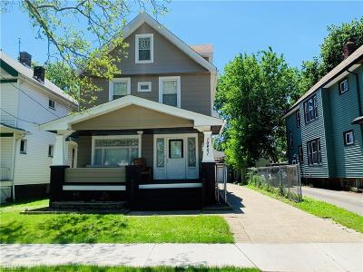 Cleveland Single Family Home For Sale: 10401 Almira Avenue