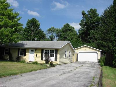 Chardon Single Family Home For Sale: 327 Irma Drive