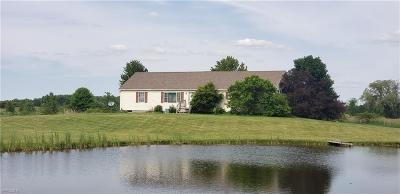 Jefferson Single Family Home For Sale: 3637 State Route 167
