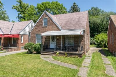 Cleveland Single Family Home For Sale: 3731 Highland Road