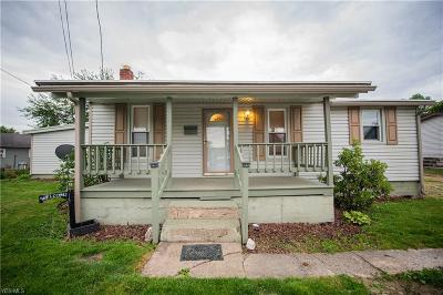 Guernsey County Single Family Home Active Under Contract: 109 Walnut Street