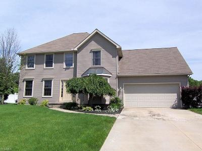 Canfield Single Family Home For Sale: 150 Preserve Boulevard