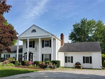 Medina County Single Family Home Active Under Contract: 8920 Kennard Road