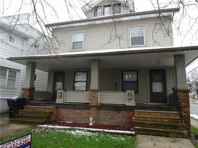 Cleveland Multi Family Home For Sale: 4617 Brooklyn Avenue