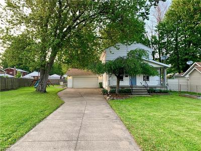 Eastlake Single Family Home Active Under Contract: 34183 Victor Drive