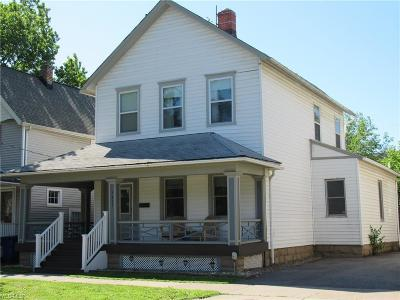 Cleveland Single Family Home For Sale: 5413 Franklin Boulevard