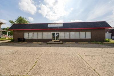 Massillon Commercial For Sale: 931 1st Street
