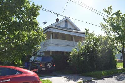 Cleveland Multi Family Home For Sale: 987 Evangeline Road