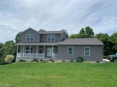 Guernsey County Single Family Home Active Under Contract: 322 Sequoia Drive