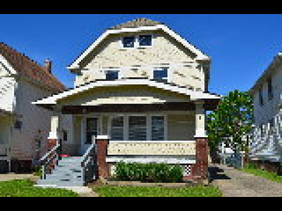 Cleveland Single Family Home For Sale: 3454 W 122nd Street