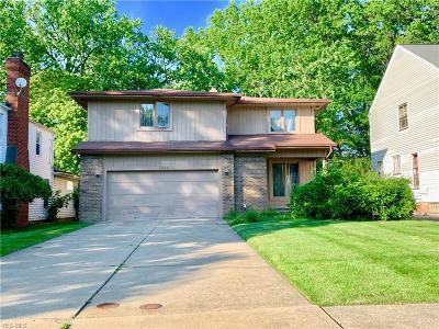 University Heights Single Family Home For Sale: 14429 Washington Boulevard