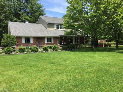 Willoughby Hills Single Family Home Active Under Contract: 31299 White Road