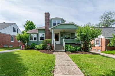 Lyndhurst Single Family Home For Sale: 5172 Haverford Drive