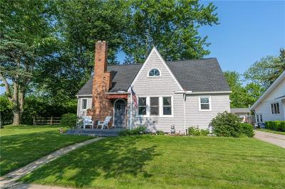 Medina County Single Family Home For Sale: 373 S Prospect Street