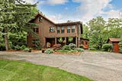Chagrin Falls Single Family Home For Sale: 18260 Quinn Road