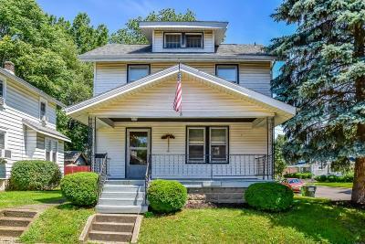 Massillon Single Family Home For Sale: 838 Commonwealth Avenue