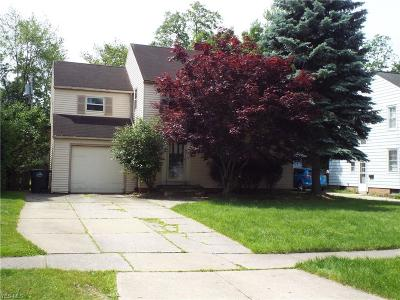 Lyndhurst Single Family Home For Sale: 4884 Westbourne Road