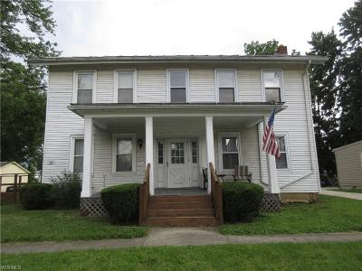 Seville Single Family Home For Sale: 30 Pleasant Street