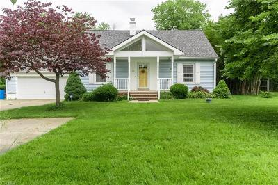 Cleveland Single Family Home For Sale: 17200 Fowles Road