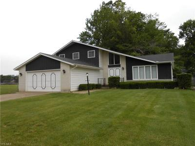Middleburg Heights Single Family Home For Sale: 6854 Paula Drive