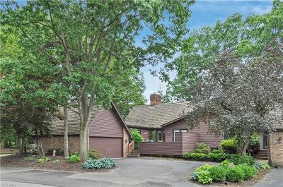 Canton Condo/Townhouse For Sale: 6131 Cedar Lane