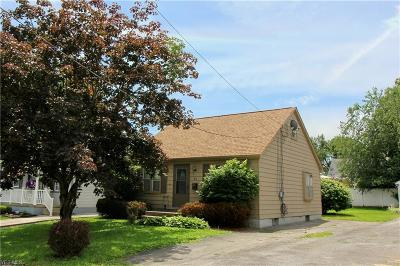 Mahoning County Single Family Home For Sale: 80 Omar Street