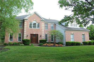 Strongsville Single Family Home Active Under Contract: 21821 Woodfield Trail