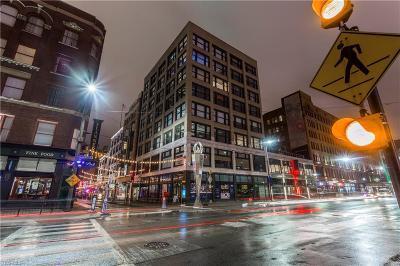 Cleveland Condo/Townhouse For Sale: 2077 E 4th Street #6E