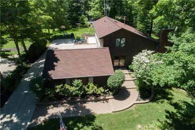 Copley Single Family Home Active Under Contract: 884 Bridlewood Drive