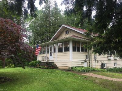 Hudson Single Family Home For Sale: 2188 E Streetsboro Road