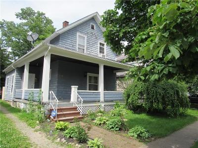 Elyria Single Family Home For Sale: 241 8th Street