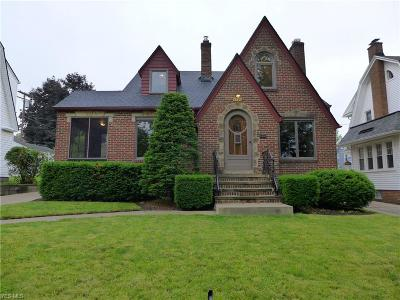 Cleveland Single Family Home For Sale: 4680 Landchester Road