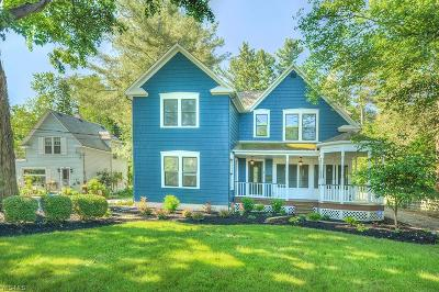 Bay Village Single Family Home For Sale: 29337 Lake Road