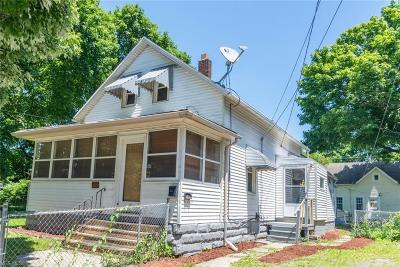 Cleveland Single Family Home For Sale: 3279 W 54th Street
