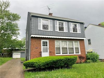 Cleveland Single Family Home For Sale: 16608 Eldamere Avenue