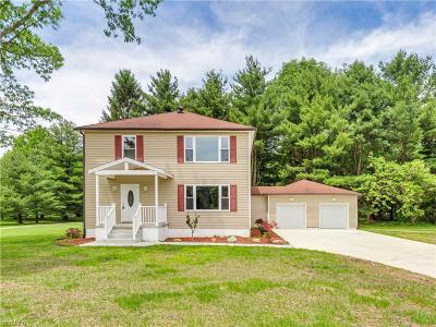 Hudson Single Family Home For Sale: 403 W Streetsboro Street