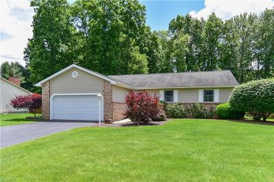 Mahoning County Single Family Home For Sale: 753 Presidential Drive