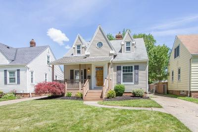 Cleveland Single Family Home For Sale: 17404 Glenshire Avenue