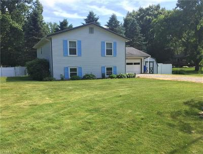 Stark County Single Family Home For Sale: 5648 Hill Run Circle