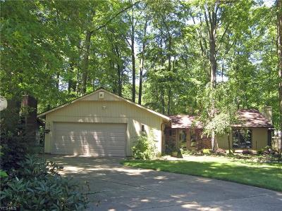 North Ridgeville Single Family Home For Sale: 32554 Northwood Court