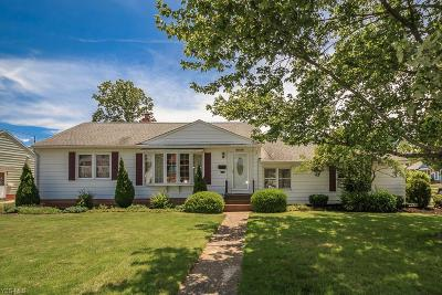 Willoughby Single Family Home For Sale: 35812 Kilarney Road