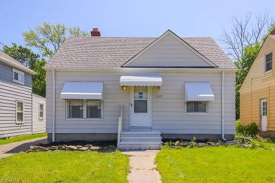 Cleveland Single Family Home For Sale: 12605 Hirst Avenue
