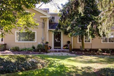 Brecksville Single Family Home For Sale: 11000 Chippewa Road